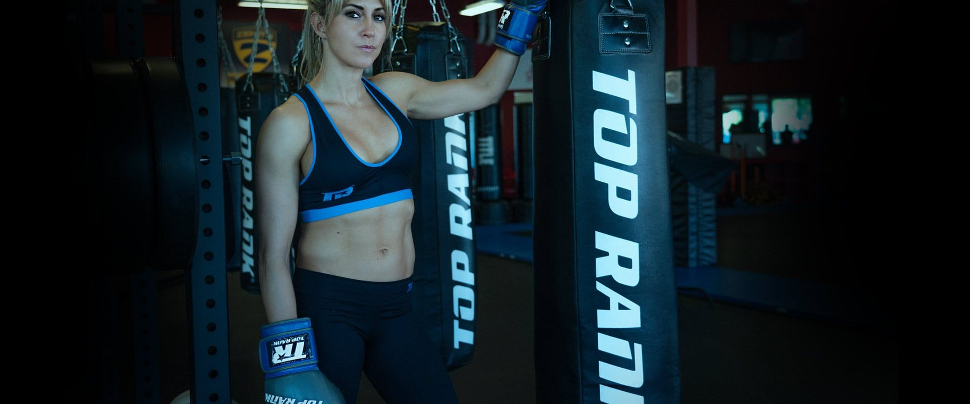 Shop Top Rank apparel and fight gear