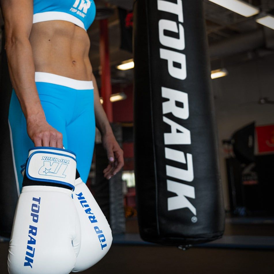 Shop Top Rank Training Boxing Gloves